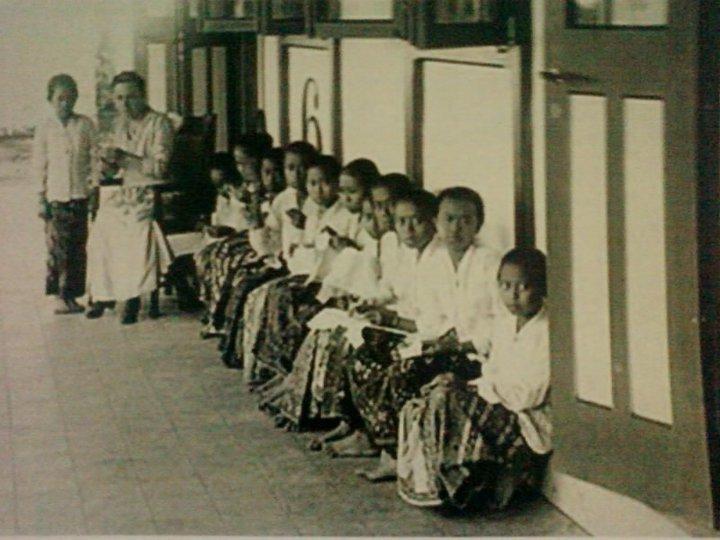Pelajar SMPN 1 Kuningan ketika Penjajahan Belanda