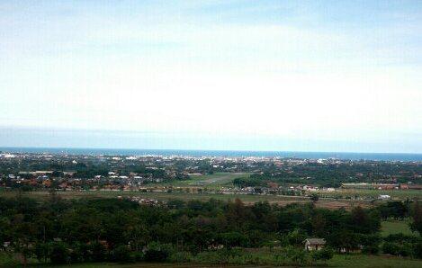 Kota Cirebon dan Lautnya Dilihat dari Gronggong